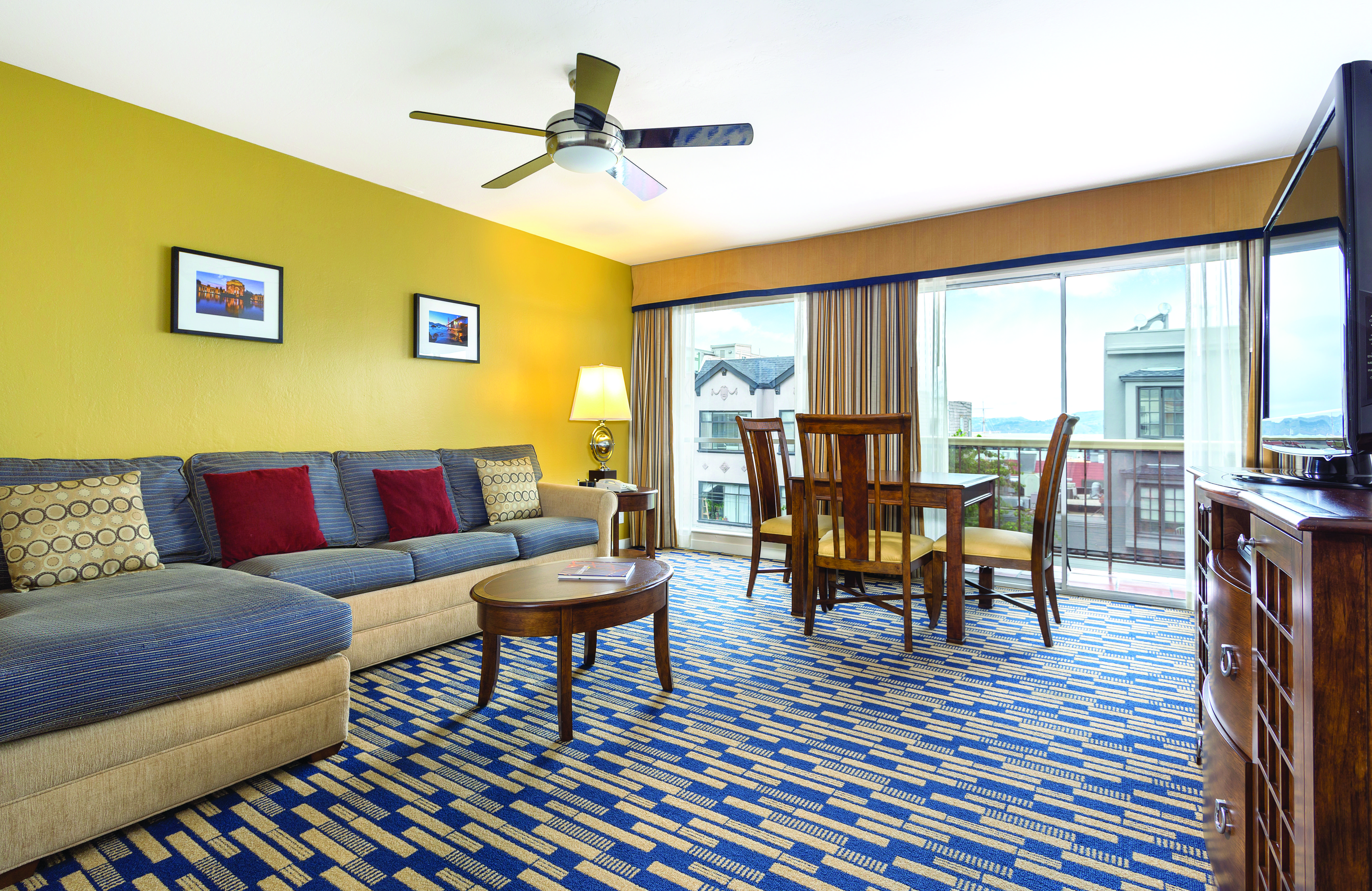 Featured The Suites at Fisherman's Wharf. 2 bedroom