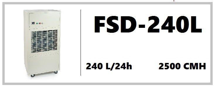 Fsd Series Dehumidifiers Server Room Indoor Swimming Pools