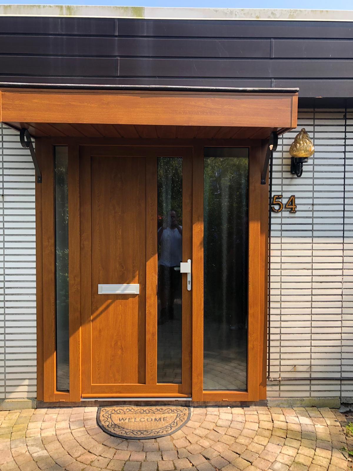 Belisol Plastic Front Door