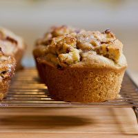 French Toast Muffins by Framed Cooks.