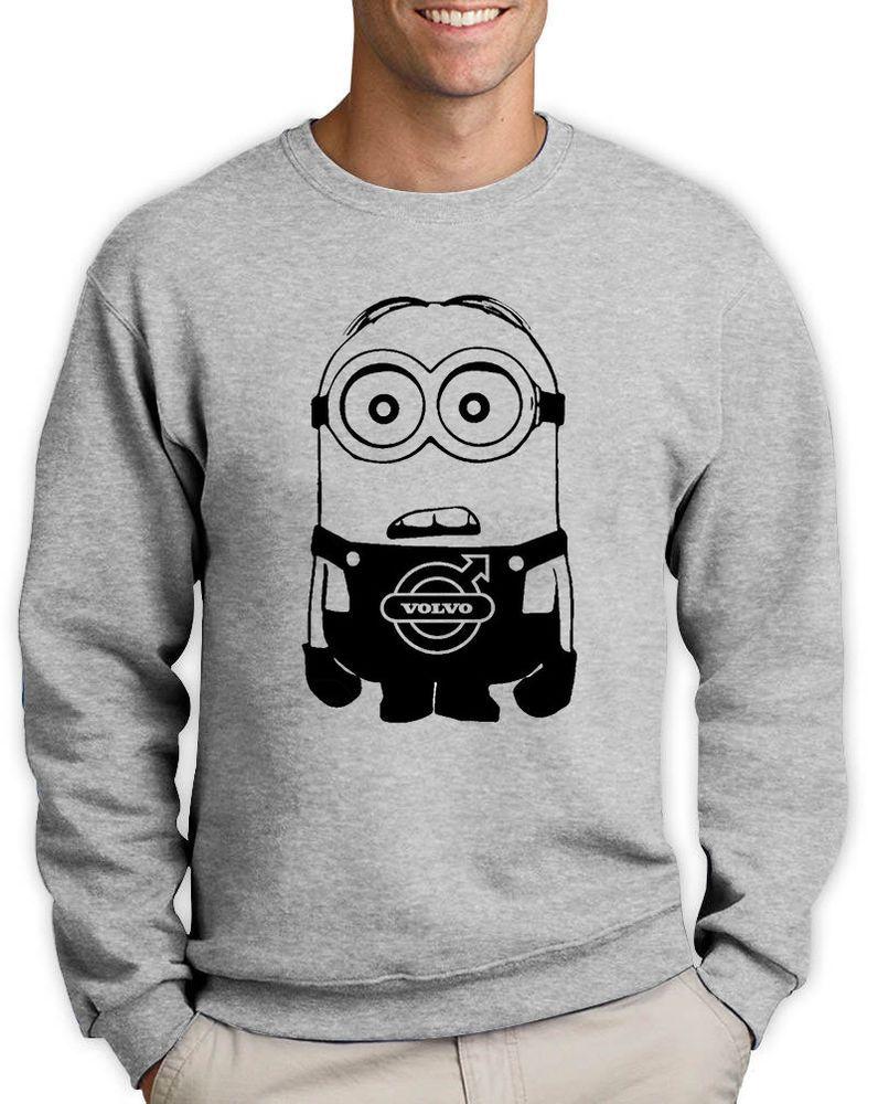 size 2-3years Child/'s Minion Long Sleeve Grey T-Shirt Funny logo