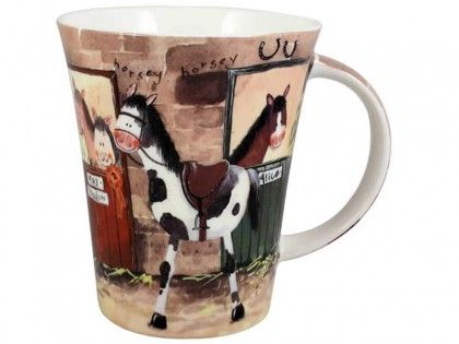 Alex Clark - Alice's Stable Ponies Mug