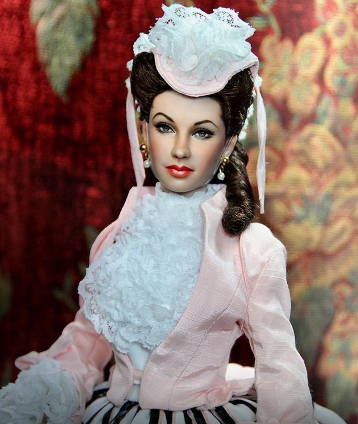 scarlett o'hara costume | Una vitrina llena de tesoros (Barbie blog)