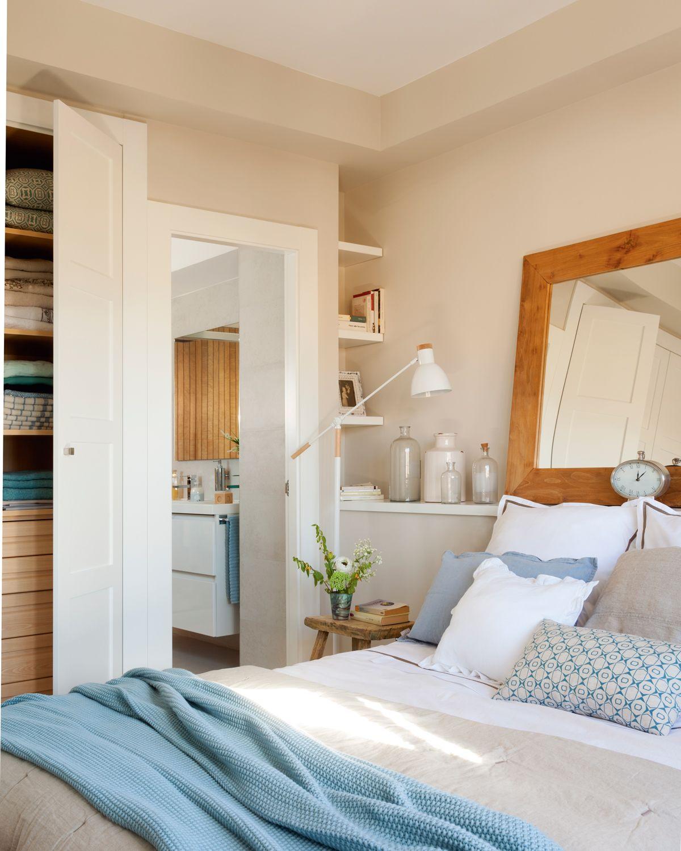 Espejos para dormitorio matrimonio amazing c espejo de for Espejo dormitorio