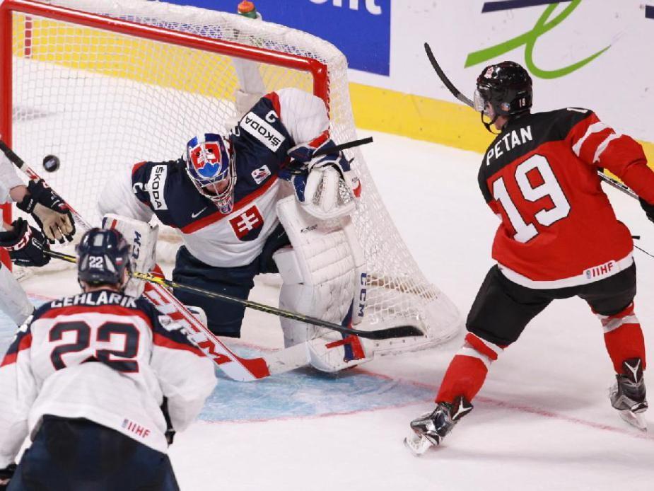 Nic Petan Junior Today Jet Tomorrow World Junior Hockey Team Canada Team Canada Hockey