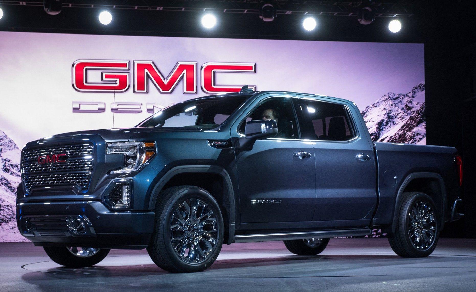 Gmc Pickup 2020 Price Engine In 2020 Gmc Trucks Gmc Sierra Denali Gmc Denali