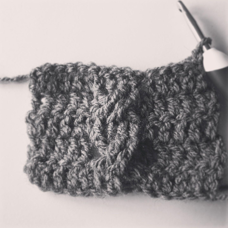 Tutorial Kabel Haken Sunneke Haken Crochet Pinterest Haken