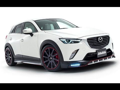 Mazda CX-3 DAMD Styling Effect