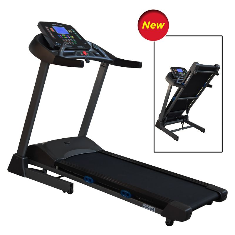 Fitness Equipment Brands In India: Buy Cosco Commercial Motorised Treadmill Cmtm Sx 3366