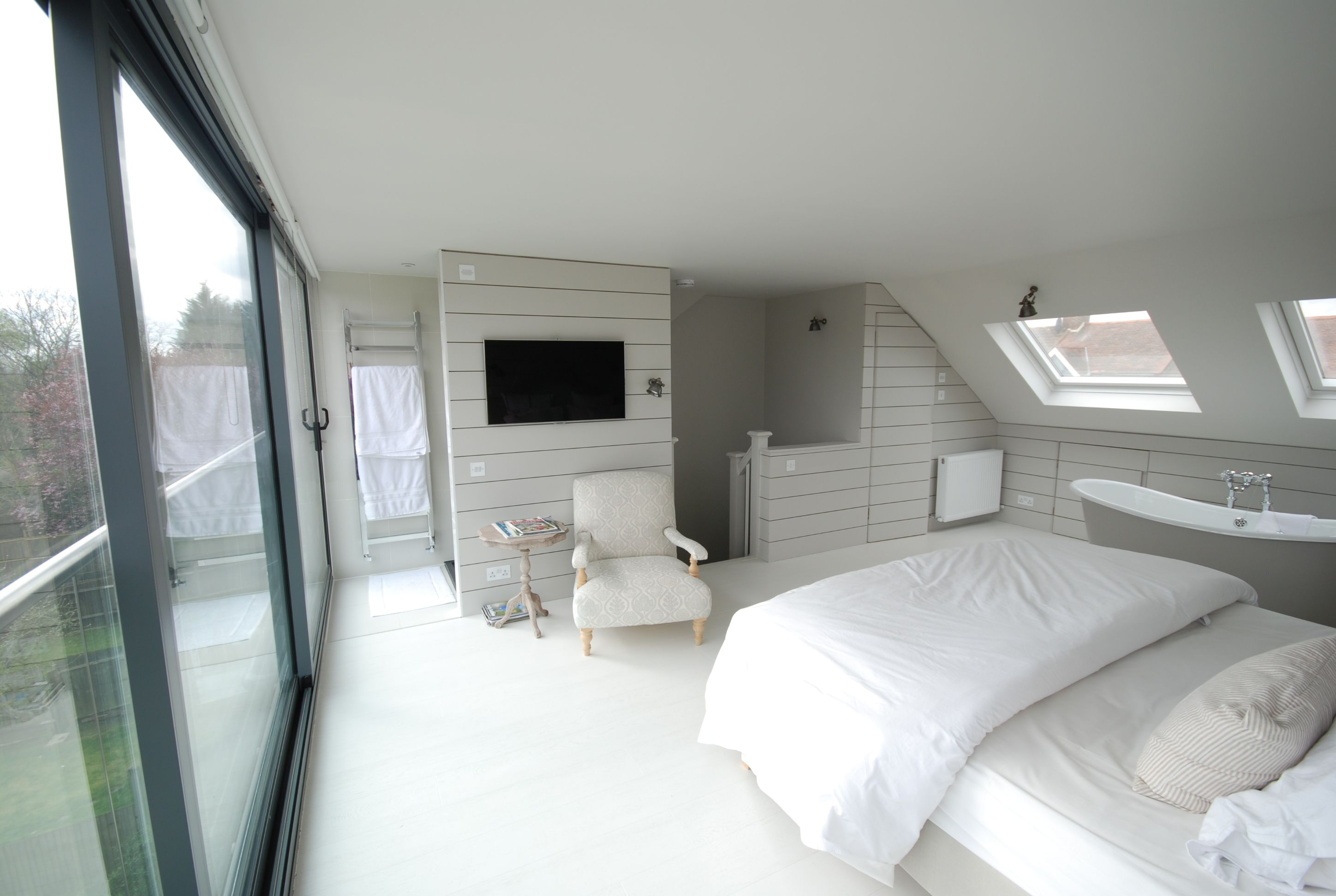 Loft as featured on Sarah Beeny Double your House for half