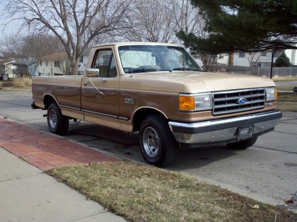 Show Off Your 87 91 Trucks Ford Truck Enthusiasts Forums Trucks Ford Pickup Ford Truck