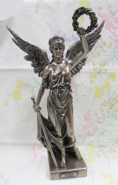 Nike Victory Goddess Statuer