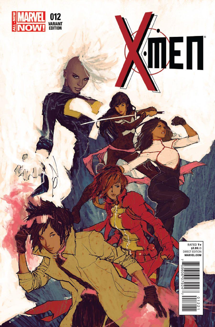 Monet In X Men Vol 4 12 Variant Cover Art By Parel Comics Marvel Comics Art Comic Books Art