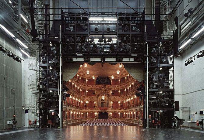 закулисье театра   Четвёртая стена, Фотографии, Театр