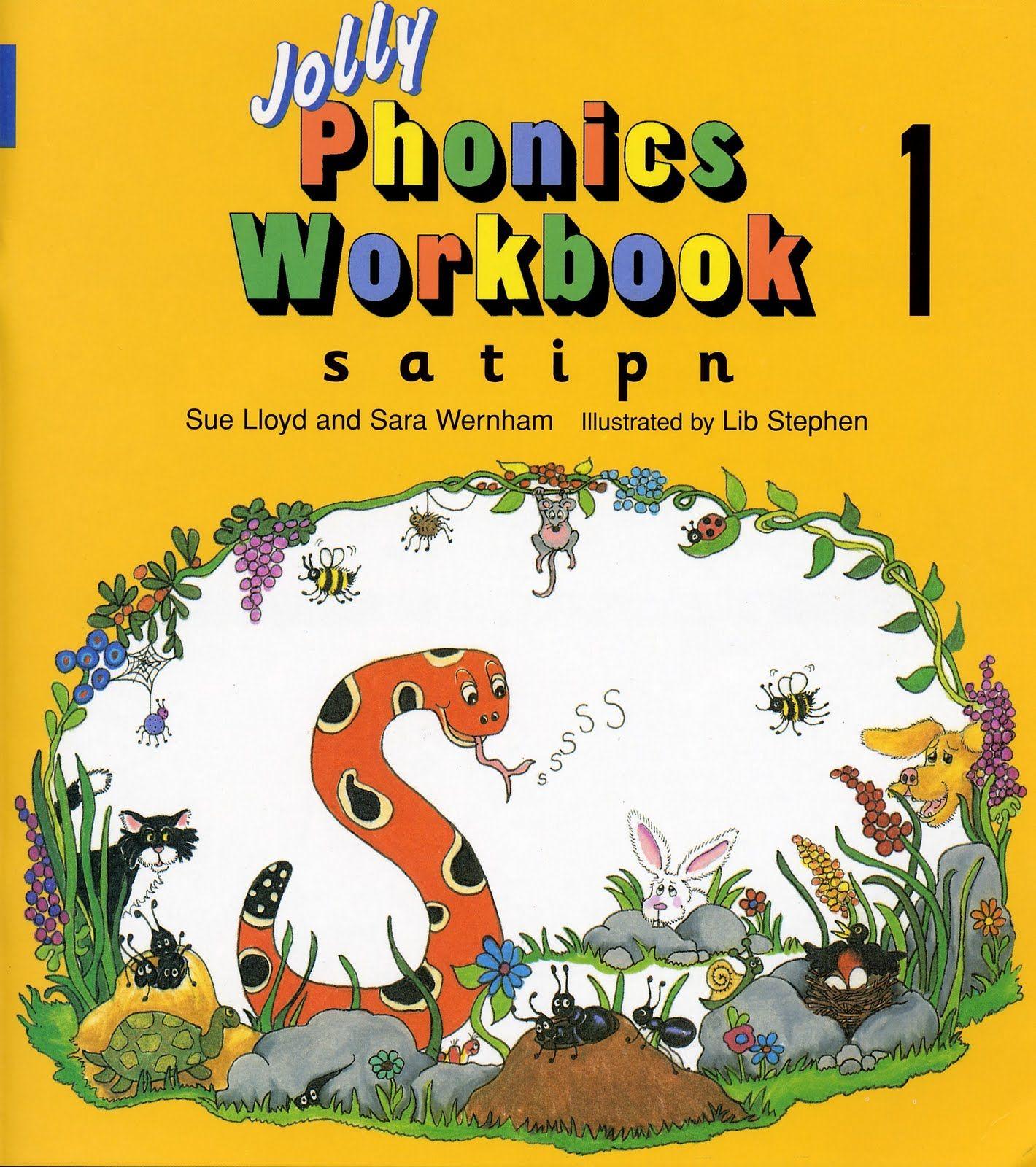 Fshare Jolly Phonics Workbook 1