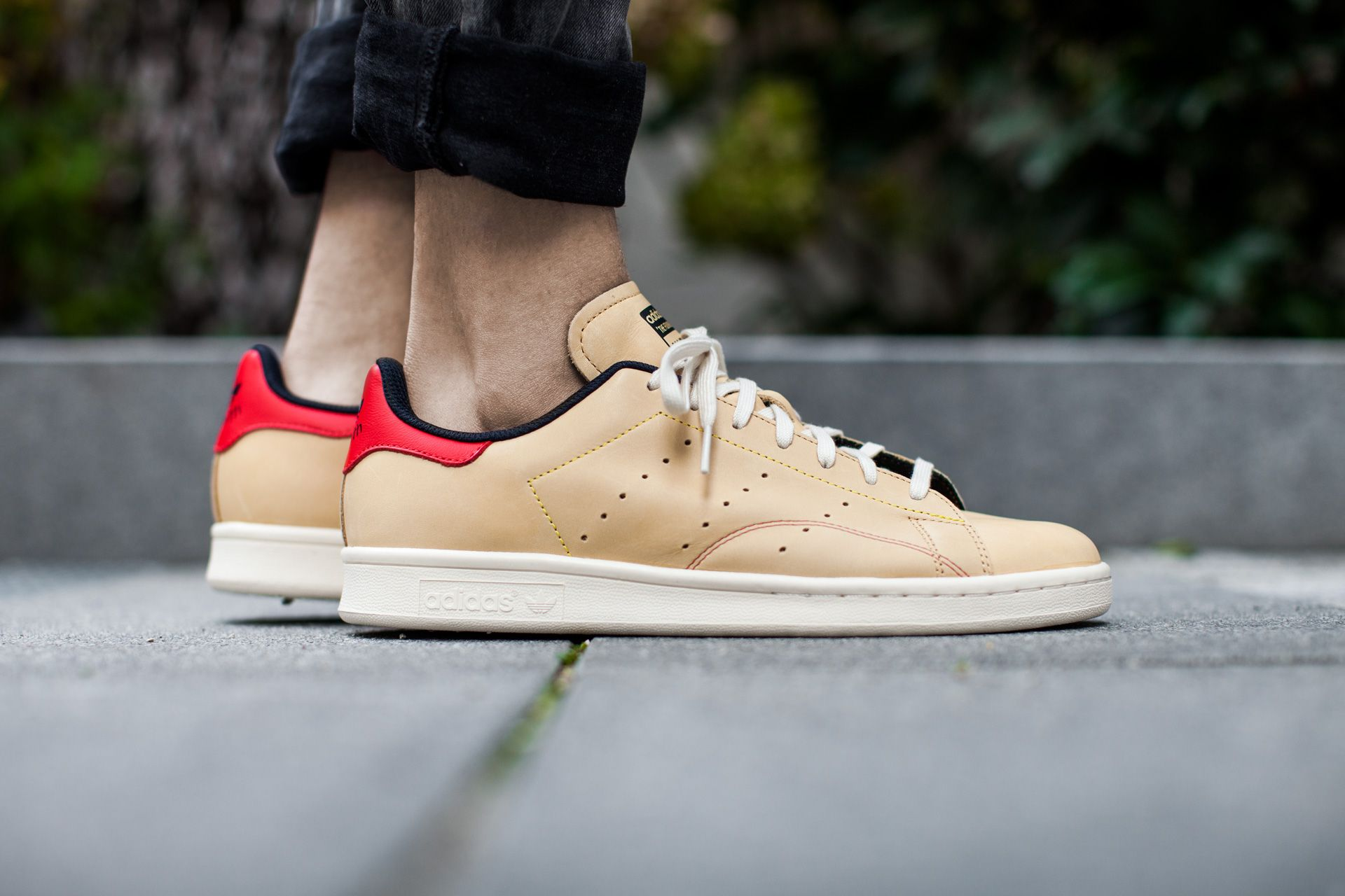 utterly stylish details for catch ADIDAS ORIGINALS STAN SMITH THE FOURNESS 'MARK MCNASTY ...