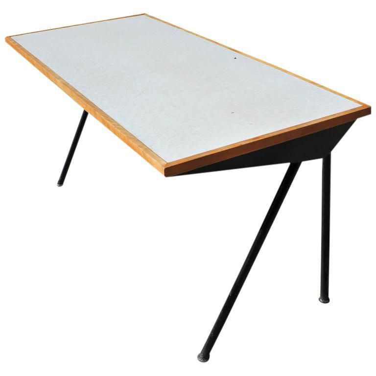 Jean Prouve Compass Desk Furniture Interior Desk