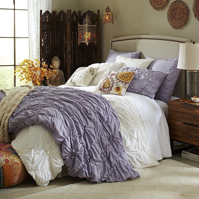 Savannah Bedding & Duvet Lavender Pier 1 Imports