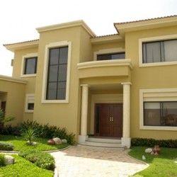 30 fachadas de casas modernas y lujosas fachadas for Casas modernas exteriores