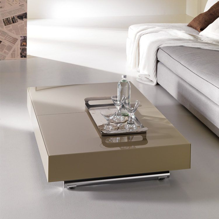 Expandable Coffee Table Cristallo Resource Furniture