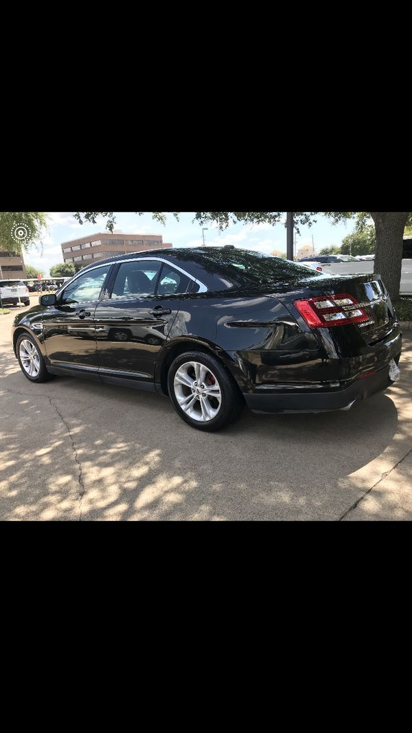 2013 Ford Taurus Sel 2 0 Turbo Ecoboost For Sale In Houston Tx