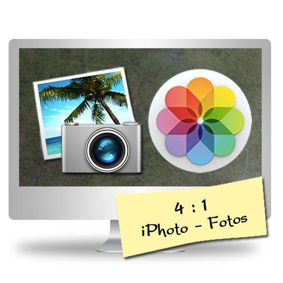 iPhoto-vs-Fotos | App, Lesen und Fotos