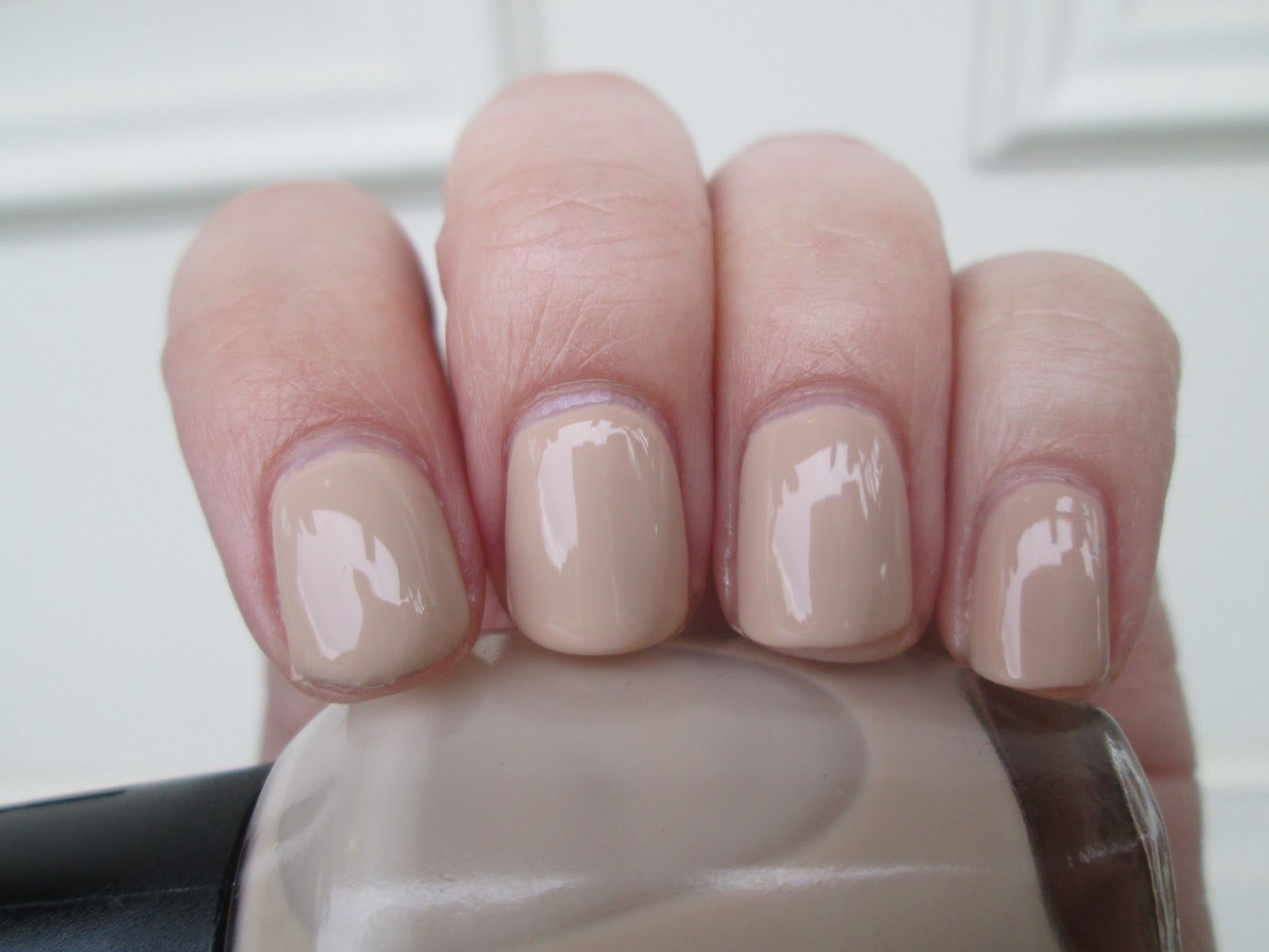 Sally Hansen Insta-Dry - Sand Storm | My Nail Polishes | Pinterest