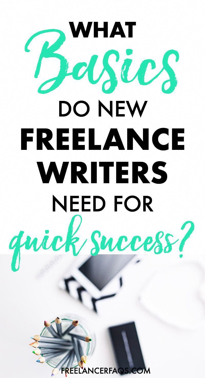 What Freelance Writing Tips Do You Need To Know As A New Freelancer Learn The Basics To Help You Find Writing Jobs Freelance Writing Jobs Online Writing Jobs