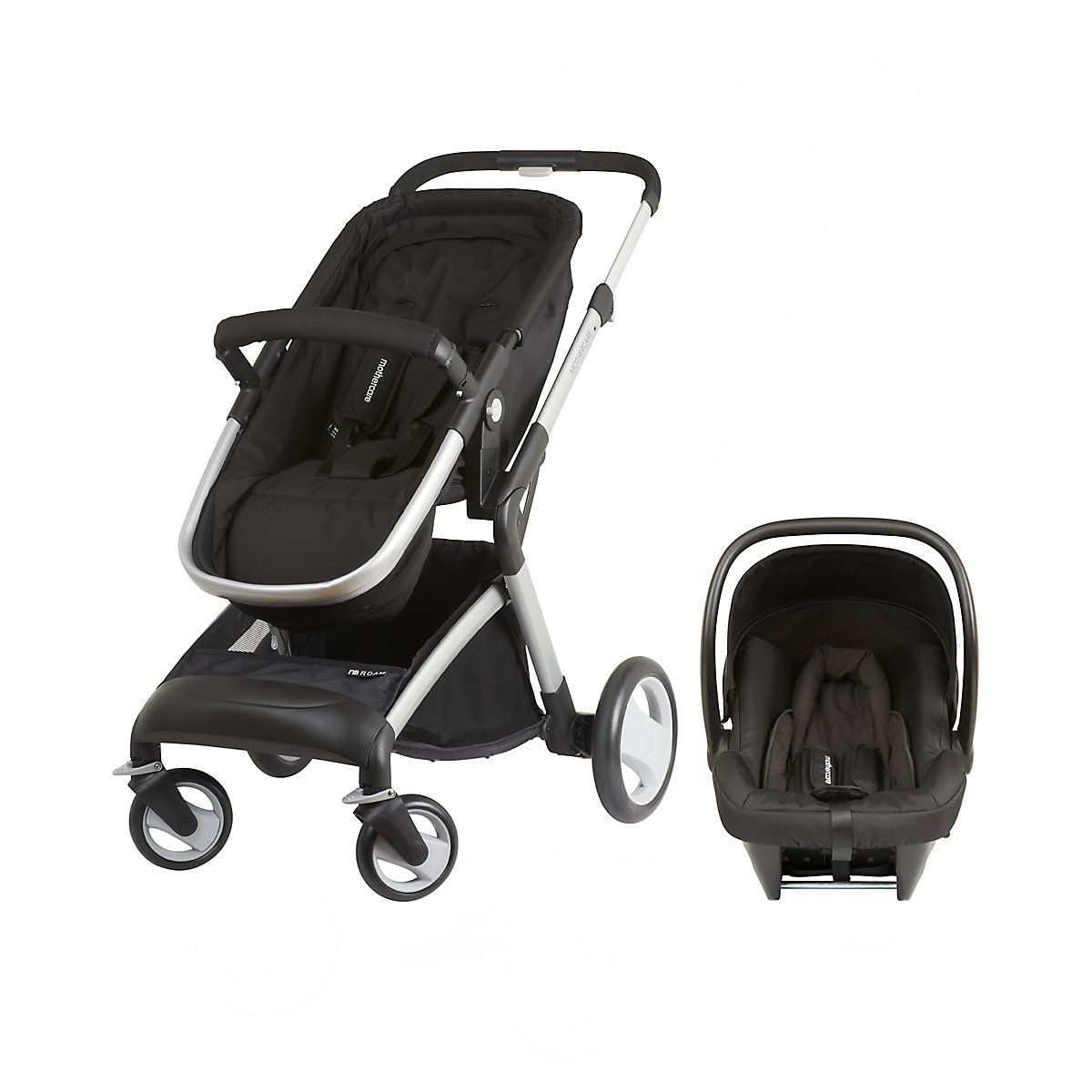 Maxi Cosi Car Seat On Mothercare Xpedior The Fantastic Value Mothercare Xpedior Pram And Pushchair