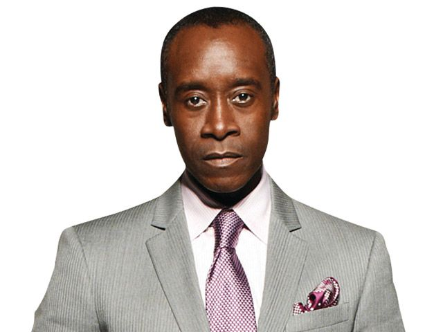 Image result for American actor Don Cheadle Jr