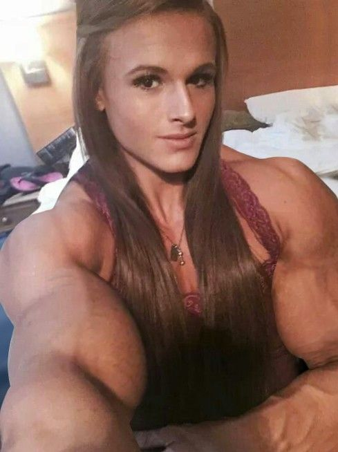 Muscle girl fuck picture #9