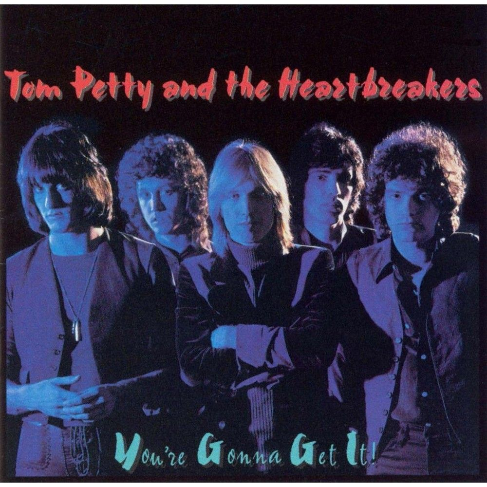Tom Petty & the Heartbreakers - You're Gonna Get It! (CD)