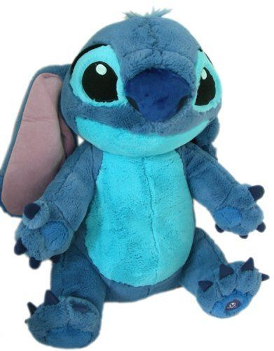 Flounder Stuffed Animal, Giant Stuffed Animals On Disney Lilo And Stitch Plush Stitch Jumbo Size Stuffed Animal Lilo Und Stitch Disney Stich Niedliche Stofftiere