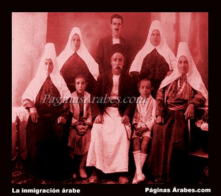 """Inmigración árabe """"otomana"""" en la provincia de Tucumán - Argentina - paginasarabes"""