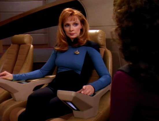 Beverly Crusher - Space Milf  Nerd Stuff  Star Trek -6509