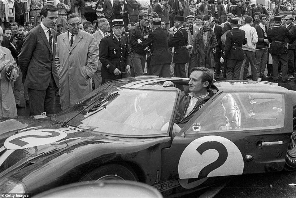 British Engineer Ken Miles And His Role In 1966 Le Mans Race Victory Le Mans Racing Ken Miles