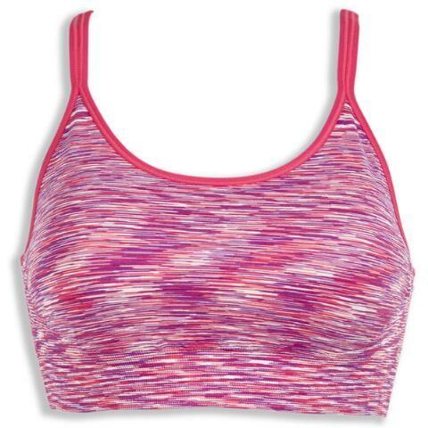 3ca3f75912 Moret Ultra Space Dye Womens T-Back Sports Bra #moret #modells #sportsbra