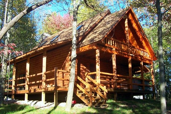 bhcr mountain black rent cabin deer cabins in for hills huethers s huether view lodging directory