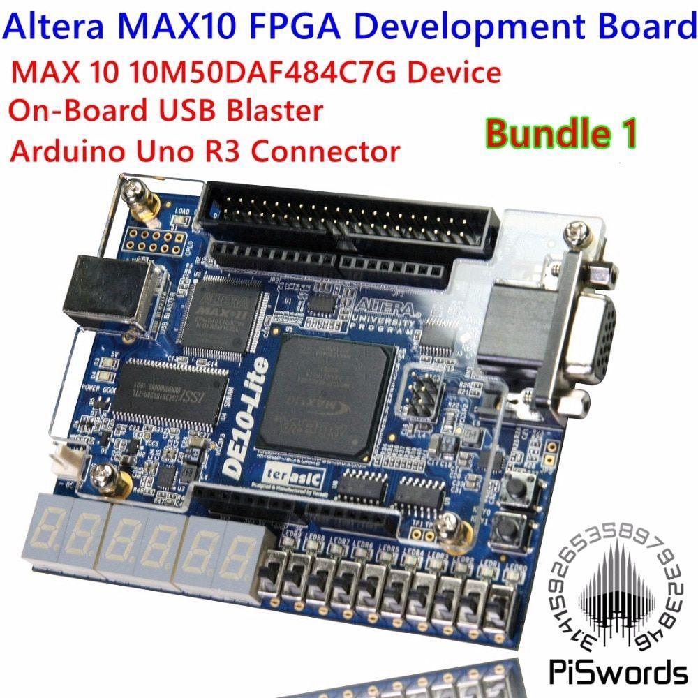 Altera MAX 10 FPGA Development Board Logic IC 10M50DAF484C7G DE10