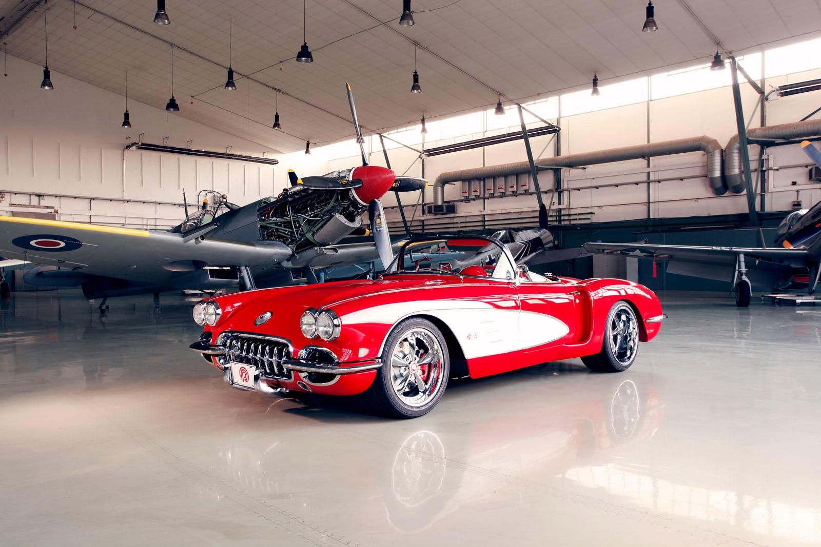 Chevrolet Corvette Pogea Racing 1959 Usually Clic Cars Should Stay Untouched Especially First Gen Vettes But This Is One A Exception