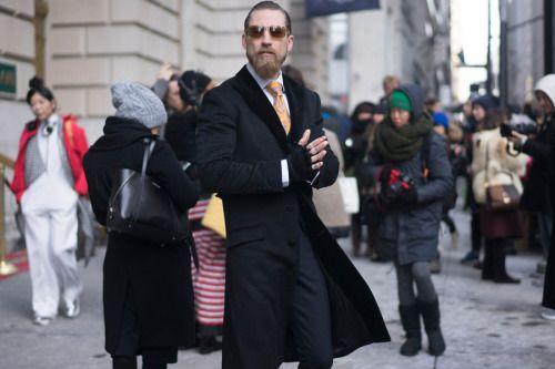 http://chicerman.com  billy-george:  Justin OShea  Photo by Greg Kessler/Kessler Studio  #streetstyleformen