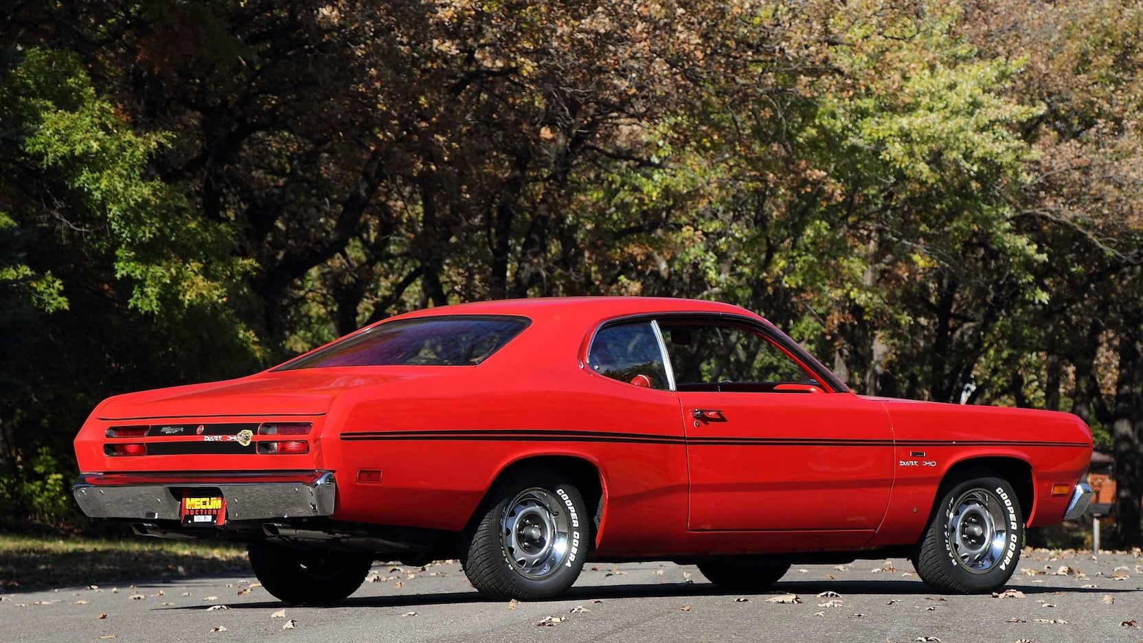 1970 Plymouth Duster T160 Kissimmee 2019 In 2020 Plymouth Muscle Cars Plymouth Duster Plymouth