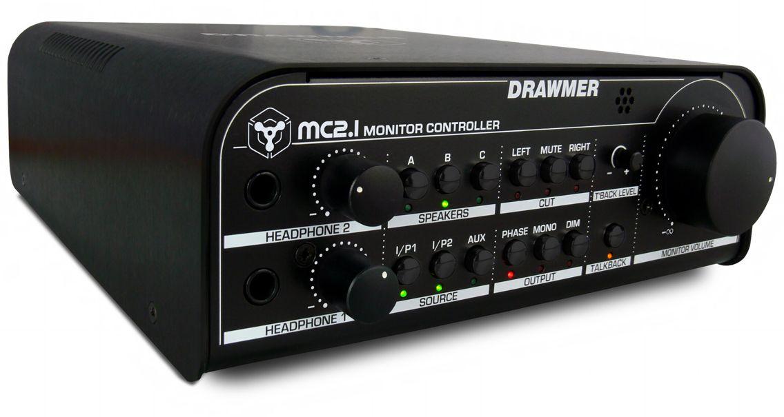 Drawmer mc21 circuit design studio equipment monitor