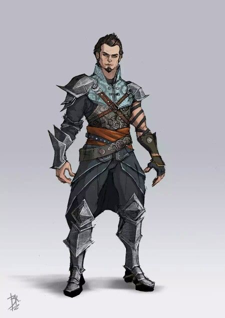 Dragon age inquisition character