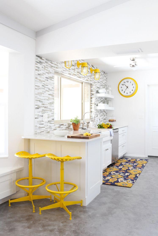 Ikea Large Wall Clock Makeover | Despensa, Cocinas y Comprar