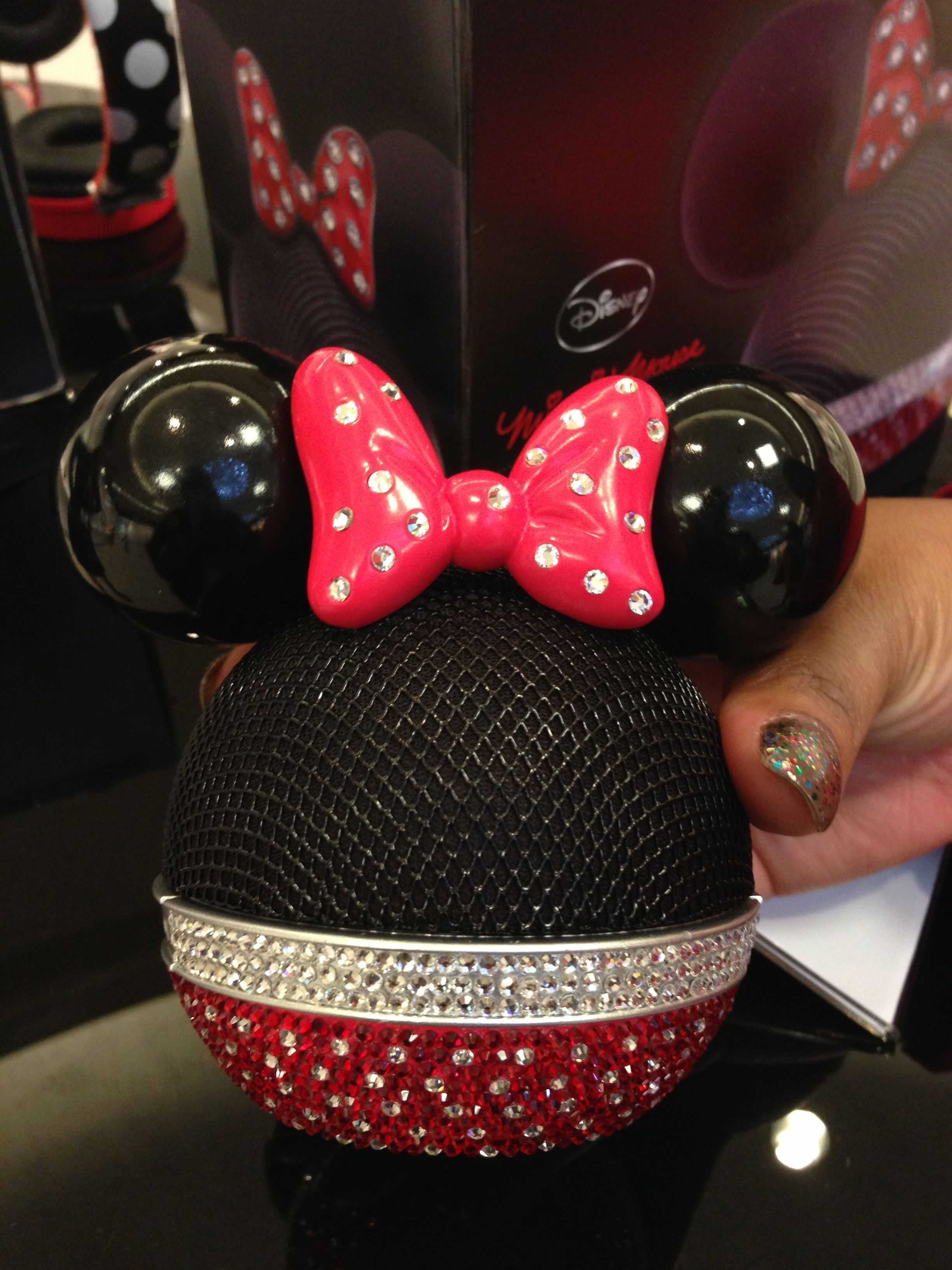 Mickey Mouse Bluetooth Speaker Ihome Minnie Speakers Wdw Store Disney Icon Pin Circuit Board