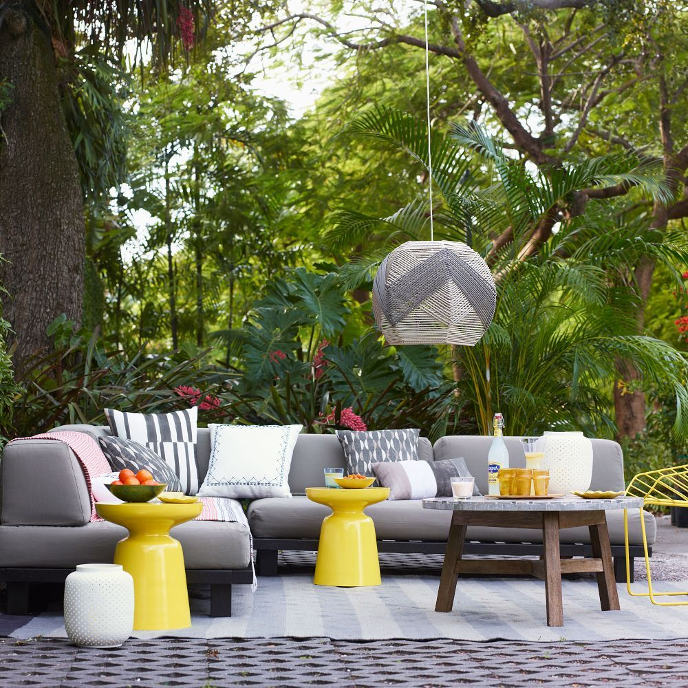 Outdoor Furniture West Elm. Tillary Outdoor Modular Seating From West Elm  On Catalog Spree,