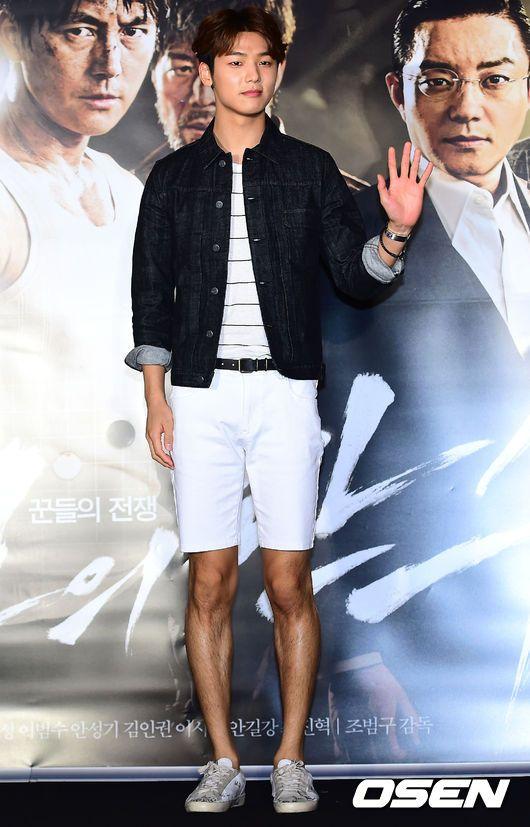[Julio, 1] Minhyuk en movimiento Divino (Un movimiento de Dios) premiere VIP | mentalshin