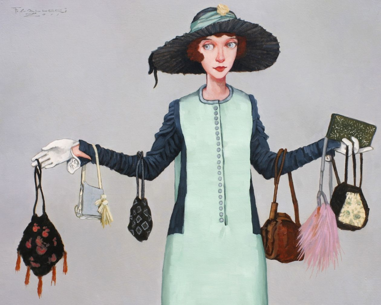 Fred Calleri - Tree of Life