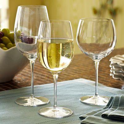 Luigi Bormioli Bordeaux Glasses